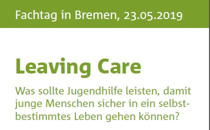 Fachtag Care Leaving